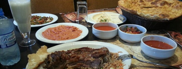 Samad Restaurant is one of my best places in Erbil.