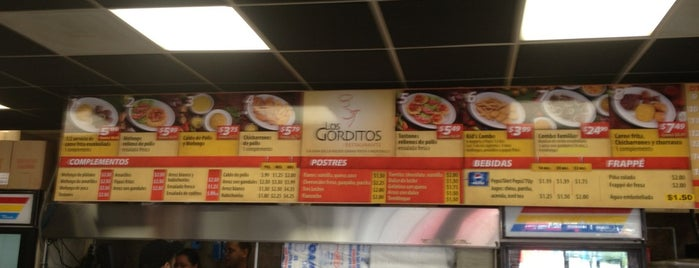 Los Gorditos is one of To eat at.