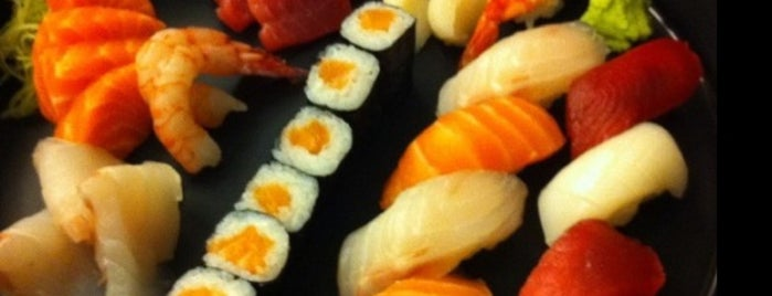 Sushiko Chevy Chase is one of 100 Very Best Restaurants - 2012.