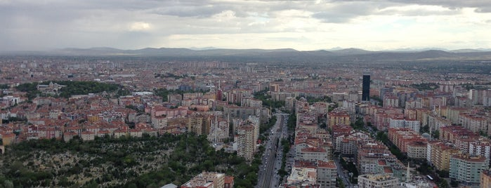 Kule Plaza İş Merkezi is one of places.