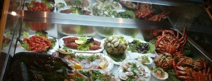 Rianxo Restaurante is one of Mejores cocinas Madrid.