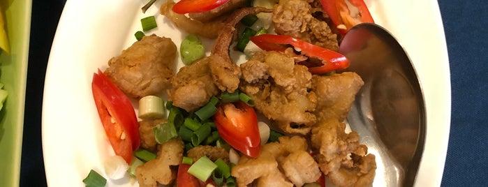 น้องโจ๊ก (Nong Joke Restaurant) is one of ครัวคุณต๋อย 2557.