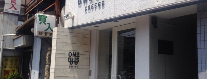 Onibus Coffee is one of Good coffee in Tokyo.