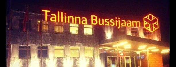 Tallinn bus station is one of Tallinn.