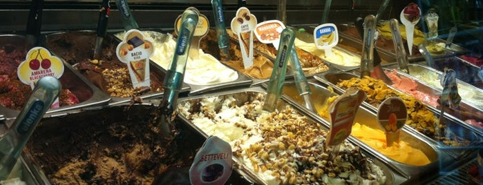 Gelateria Stancampiano is one of Favorite Food - Palermo.