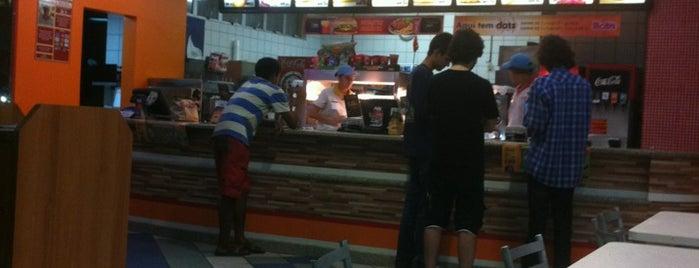 Bob's is one of Hambuguerias.
