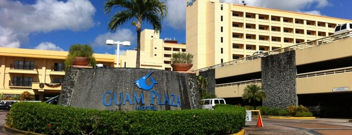 Guam Plaza Hotel is one of GUAM.
