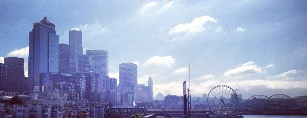 Pier 66 is one of Alyssa's Seattle visit.