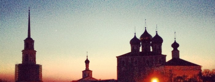 Рязанский Кремль / Ryazan Kremlin is one of Москва и загородные поездки.