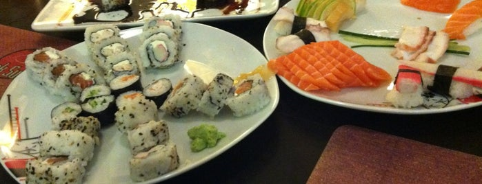 Click Sushi is one of 4sqAndrier Roxx.