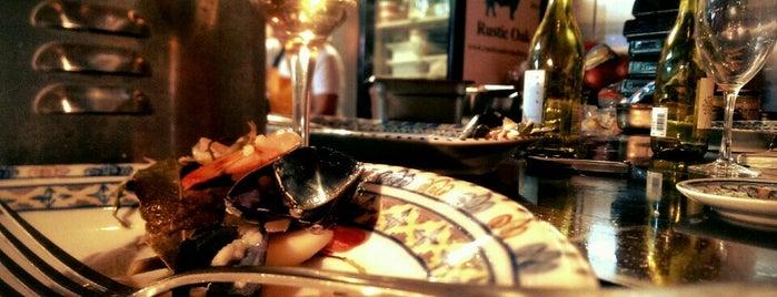 Rustic Oak Gastro Pub & Wine Bar is one of HTOWN🌃⛽️🔥🔥.