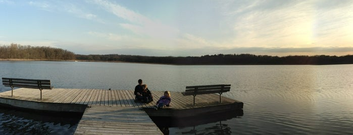 Chain O' Lakes State Park is one of Illinois: State and National Parks.