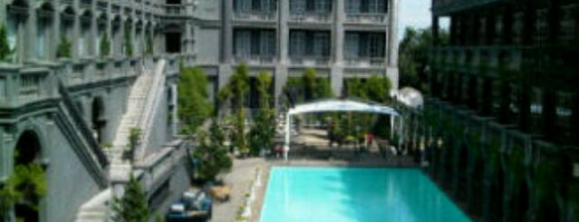 G.H. Universal Hotel is one of Rest & Relax @Bandung.