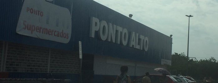 Supermercado Ponto Alto is one of Abastecendo a despensa.