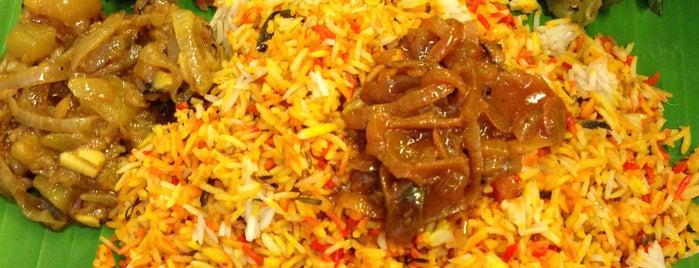 Curry Leaf Restaurant is one of Makan @ PJ/Subang (Petaling) #7.