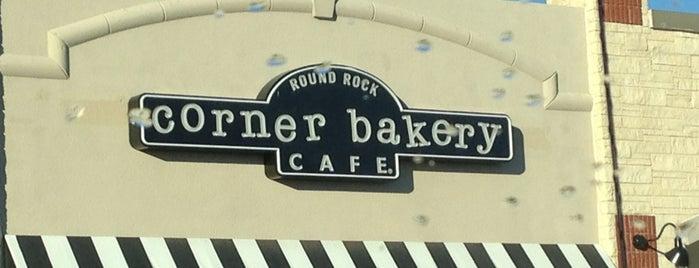 Corner Bakery is one of Austin Breakfast & Brunch.