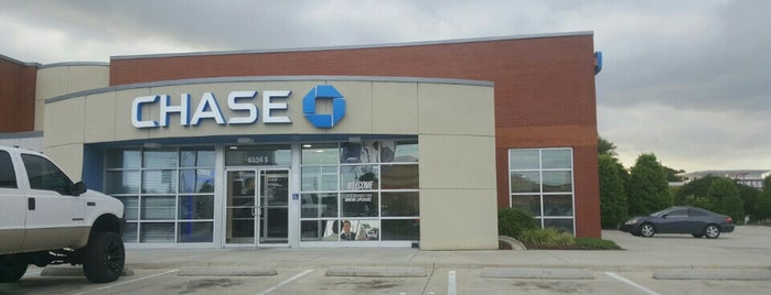 Chase Bank is one of Regular Day.