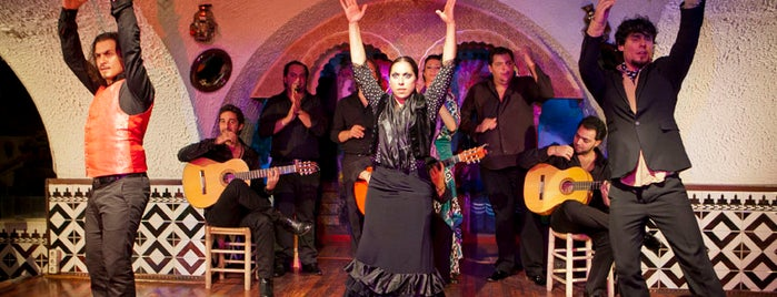 Tablao Flamenco Cordobés is one of Barcelona.