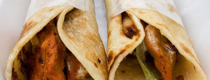 The Kati Roll Company is one of The 15 Best Places for Wraps in New York City.