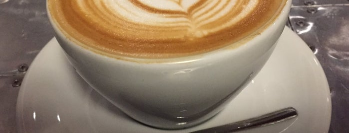 public espresso + coffee is one of Must see places in Buffalo for tourists #visitUS.