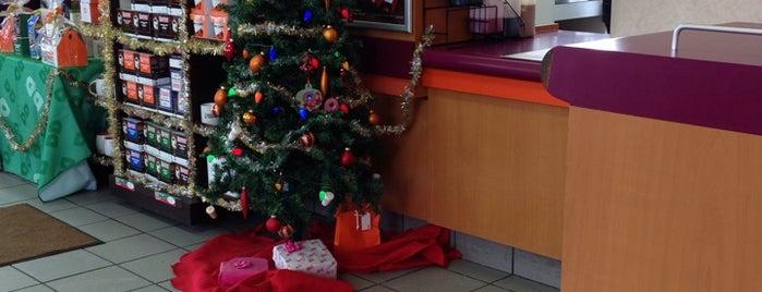 Dunkin Donuts is one of Penn Yan Pub & Grub.