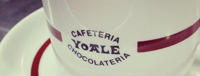 Cafetería Chocolateria Yoale is one of Bares,Disco.