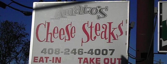 Cheese Steak Spots in the South Bay