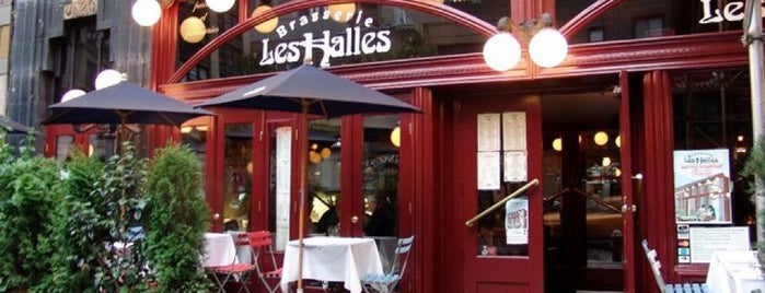 Les Halles is one of NYC.