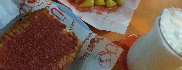 Düzdağ Tost is one of Yol üstü.