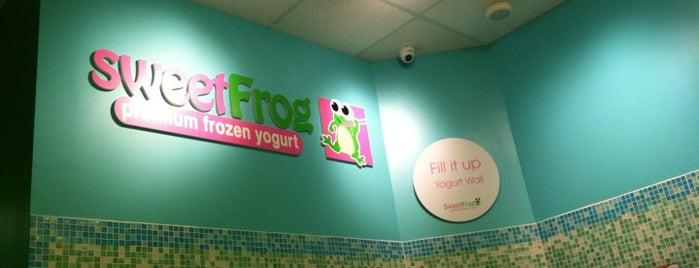 Sweet Frog is one of Best places in Mechanicsville, VA.