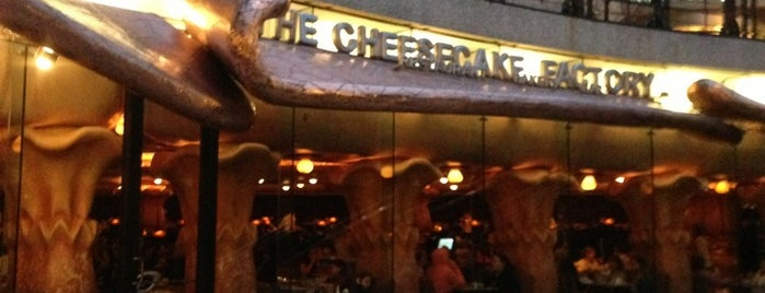The Cheesecake Factory is one of The 15 Best Places for a Cake in Chicago.