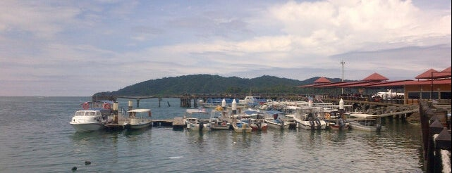 Jesselton Point is one of @Sabah, Malaysia.