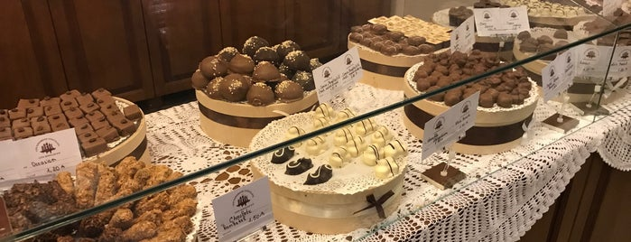 Lviv Handmade Chocolate is one of Baku.
