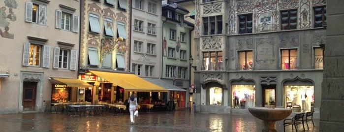 Altstadt is one of Part 3 - Attractions in Europe.