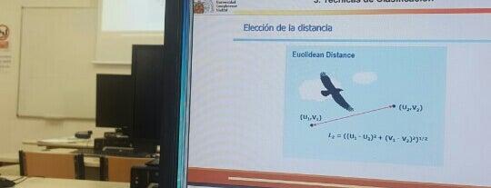 Escuela Universitaria de Estudios Empresariales (UCM) is one of Consultoría/Formación.