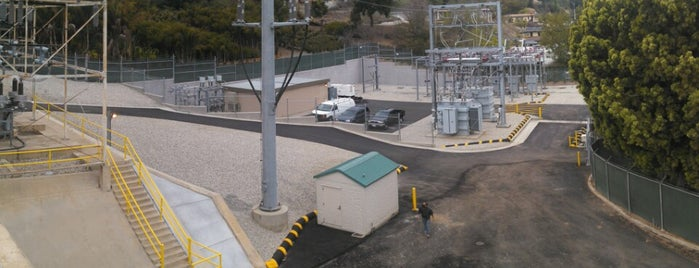 SCE Newmark Substation is one of SCE Substations.