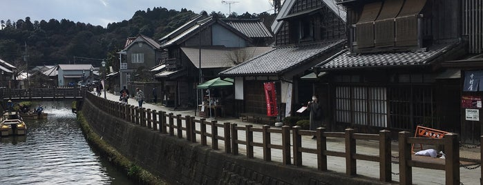 Ino Tadataka Museum is one of サイクリング.