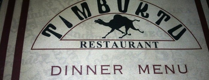 Timbuktu Restaurant and Lounge is one of Places.