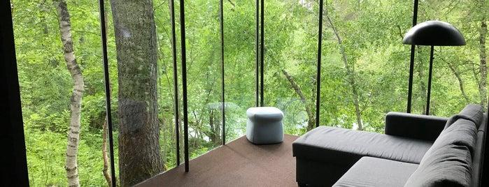 Juvet Landscape Hotel is one of Getaway | Hotel.