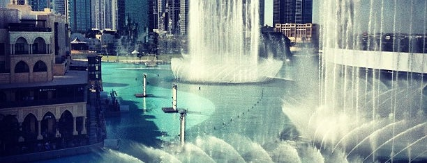 The Dubai Fountain is one of Best places in Dubai, United Arab Emirates.