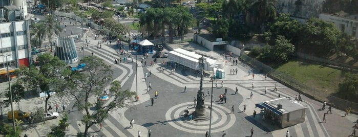 Largo da Carioca is one of Rio de Janeiro's best places ever #4sqCities.