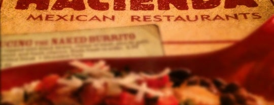 Hacienda Mexican Restaurant is one of Sounds Great!.