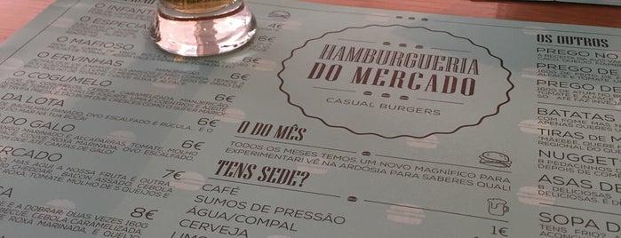 Hamburgueria do Mercado is one of Madeira.