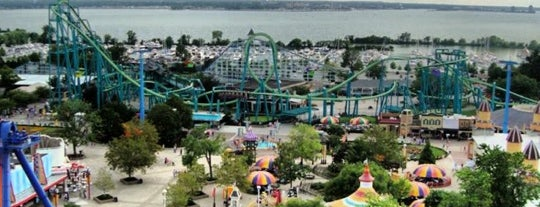 Cedar Point is one of Ohio's Newest Adventures in 2013!.