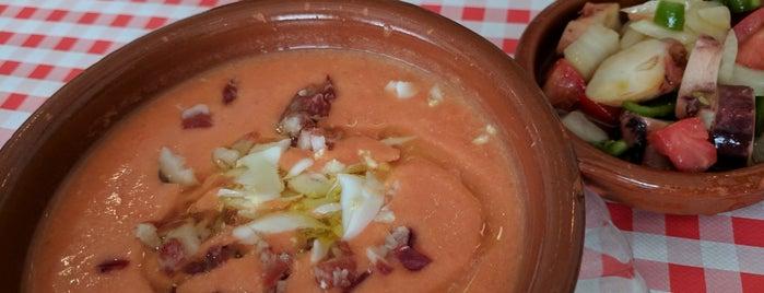 La Perica is one of Restaurantes Malaga.
