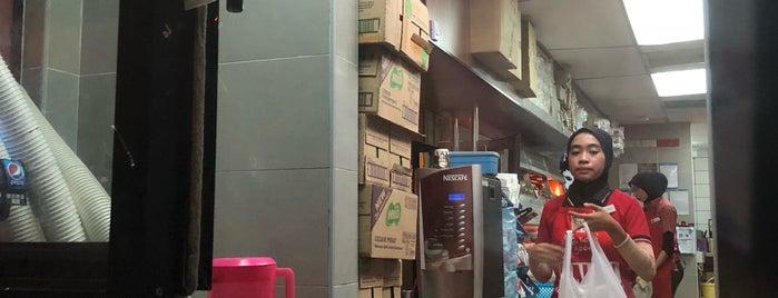 KFC Gong Badak is one of KFC Chain, MY #1.