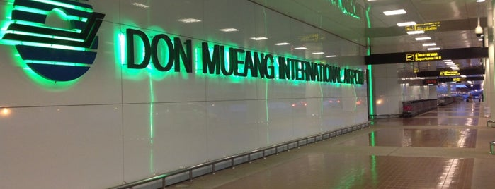 Don Mueang International Airport (DMK) is one of Fly.