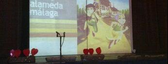 Teatro Alameda is one of 101 cosas que ver en Málaga antes de morir.
