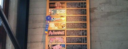 21st Amendment Brewery & Restaurant is one of SOMA dinner/drinks.