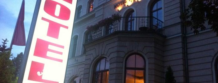 Hotel Atrium is one of Szkolenia z Inspiros.